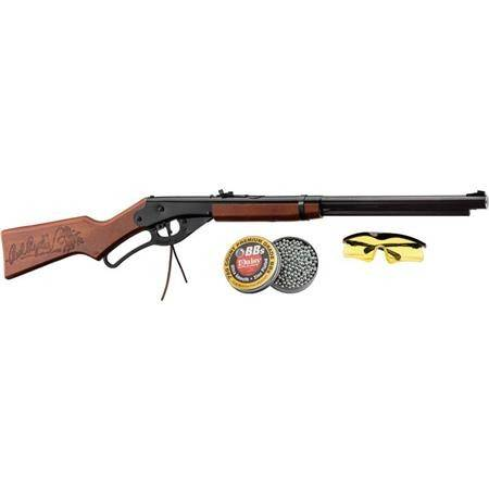 CARABINE A AIR COMPRIME DAISY FUN KIT RED RYDER 4.5MM