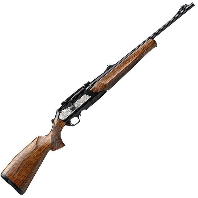 Carabine A Culasse Linéaire Browning Maral Sf Big Game Threaded