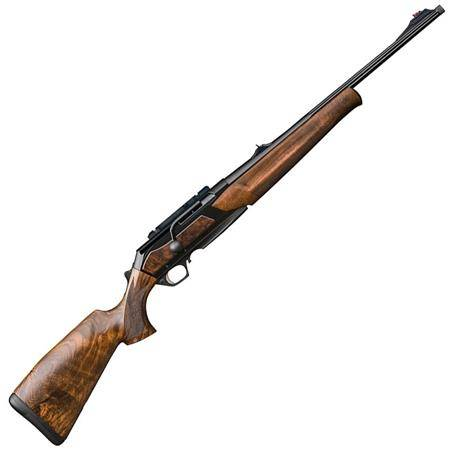 Carabine A Culasse Lineaire Browning Maral Sf Fluted Threaded Hc