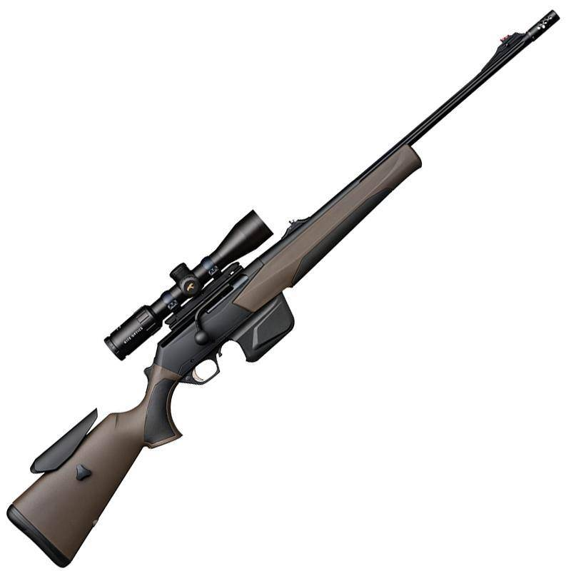 Carabine A Culasse Lineaire Browning Maral Std Compo Brown