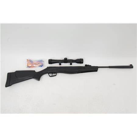 Carabine A Plomb Stoeger Airguns Rx20 Dynamic Combo Et Accessoires - Lunette 4X32 - Hausse Et Guidon