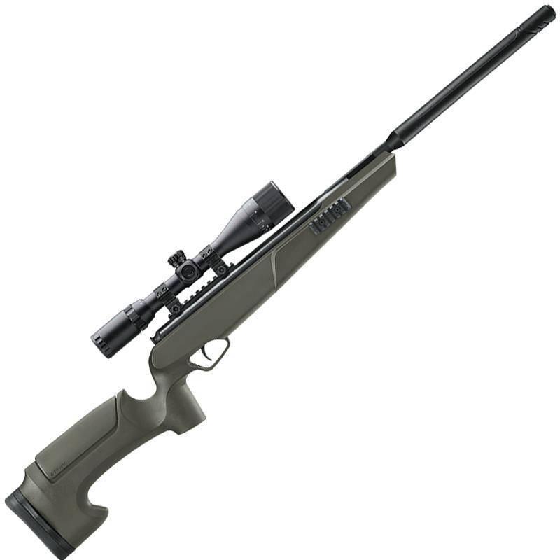 Carabine A Plomb Stoeger Airguns X20 Atac S2 Suppressor Verte Combo