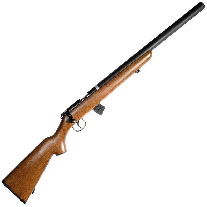 Carabine À Verrou Norinco Jw15 Bois Mod. Silence - 22 Lr