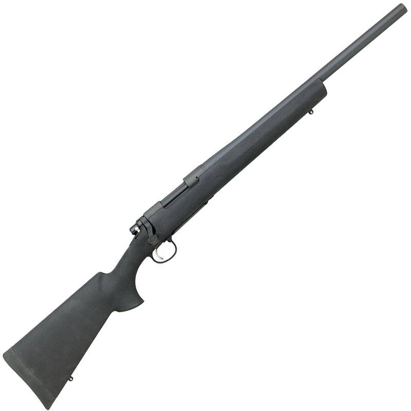 Carabine A Verrou Remington 700 Sps Tactical Noire