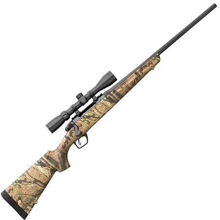 Carabine A Verrou Remington 783 Camo - Avec Lunette 3-9X40