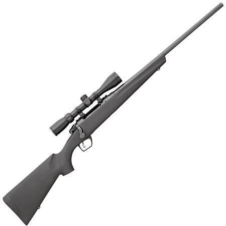 Carabine A Verrou Remington 783 Noire - Avec Lunette 3-9X40