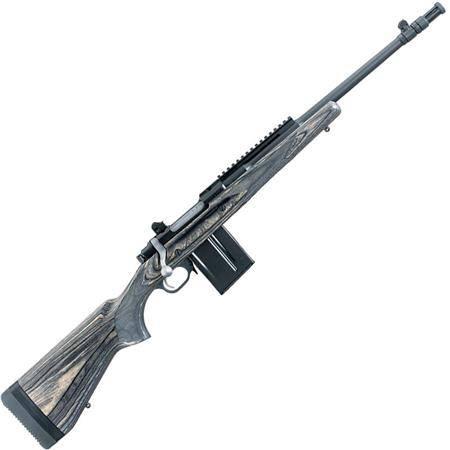 Carabine A Verrou Ruger Gunsite Scout Rifle Et Accessoires