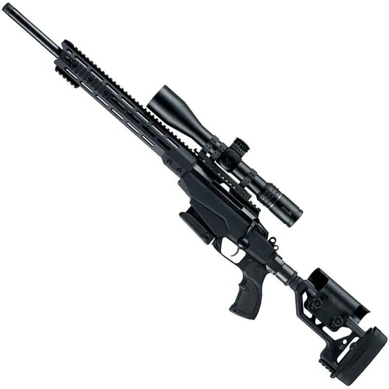 Carabine A Verrou Tikka T3x Tac A1 Gaucher