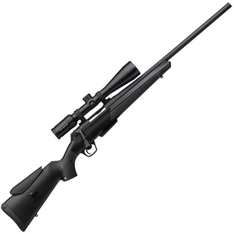 Carabine A Verrou Winchester Xpr Varmint Adjustable Threaded