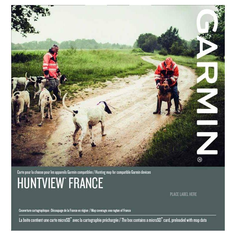 Carte Topo Garmin Huntview France