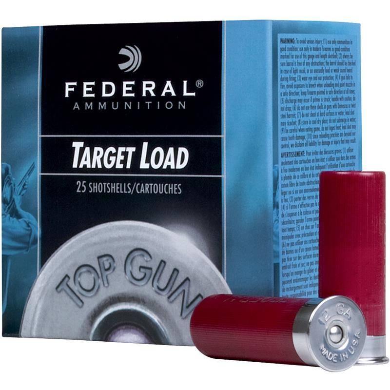 Cartouche Ball Trap Federal Top Gun Target - 32G - Calibre 12