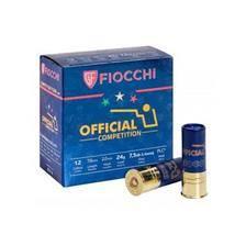 Cartouche ball trap fiocchi official - 24g - calibre 12/70