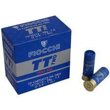 Cartouche ball trap fiocchi tt two - 24g - calibre 12/70