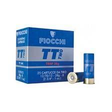 Cartouche ball trap fiocchi tt two sporting - 28g - calibre 12/70