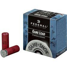 Cartouche de chasse federal game shok upland - 36g - calibre 12