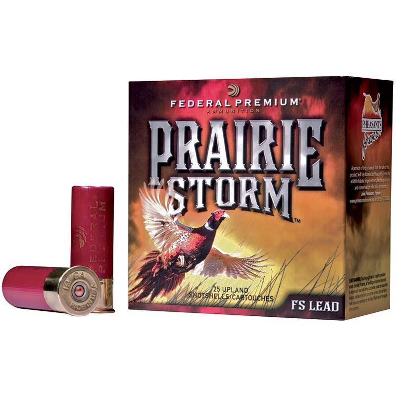 Cartouche De Chasse Federal Premium Prairie Storm Fs - 46G - Calibre 12