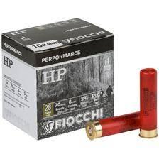 Cartouche de chasse fiocchi - 24g - calibre 28/70