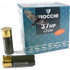 Cartouche de chasse fiocchi 37 hp corbeau - 37g - calibre 12/70