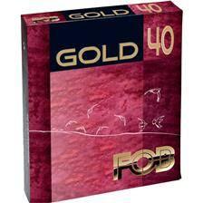 Cartouche de chasse fob gold 40 - 40g - calibre 12