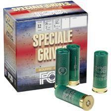 Cartouche de chasse fob special grive bj - 32g - calibre 12