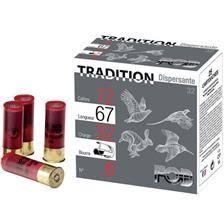 Cartouche de chasse fob tradition dispersante 32 - 32g - calibre 12