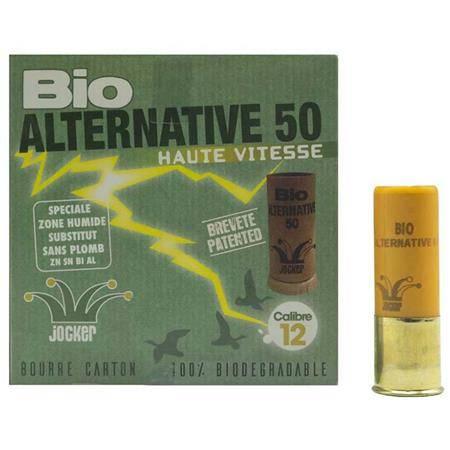 Cartouche De Chasse Jocker Bio Alternative 50 - 35G - Calibre 12