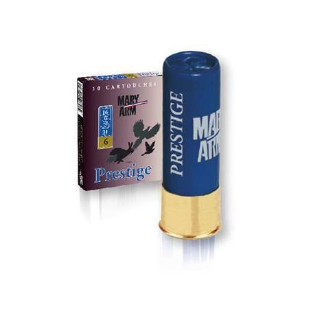 CARTOUCHE DE CHASSE MARY ARM PRESTIGE - 31G - CALIBRE 16