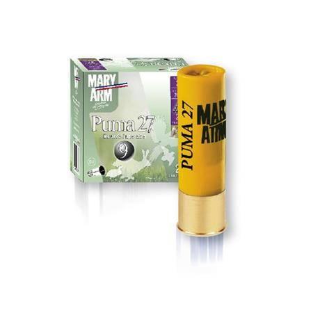Cartouche De Chasse Mary Arm Puma 27 - 27G - Calibre 20