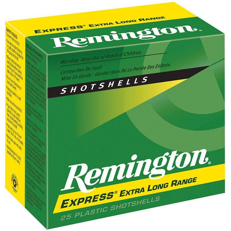 Cartouche De Chasse Remington Express - 19.5G - Calibre 410