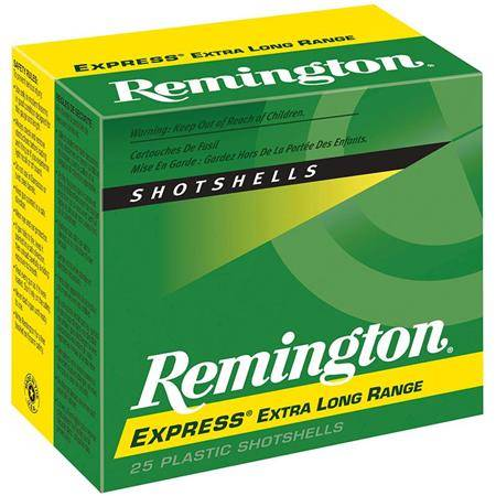 Cartouche De Chasse Remington Express - 19G - Calibre 410