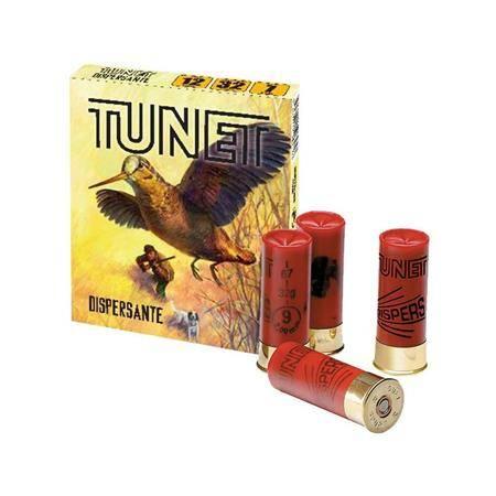 Cartouche De Chasse Tunet Dispersante - 32G - Calibre 12
