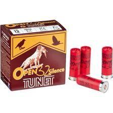 Cartouche de chasse tunet open 32 bj silence - 32g - calibre 12