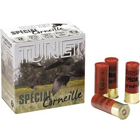 Cartouche De Chasse Tunet Special Corneille 38G - 38G - Calibre 12