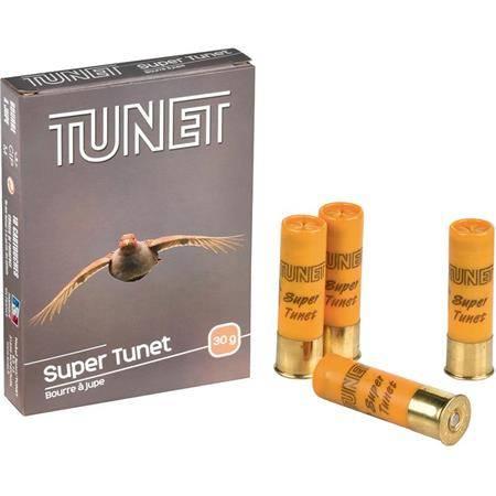 Cartouche De Chasse Tunet Super - 30G - Calibre 20