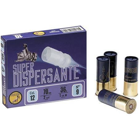 Cartouche De Chasse Tunet Super Dispersante - 36G - Calibre 12