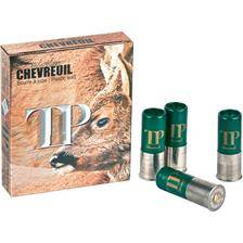 Cartouche de chasse tunet tp chevreuil - 38g - calibre 12