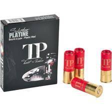 Cartouche de chasse tunet tp platine - 32g - calibre 12
