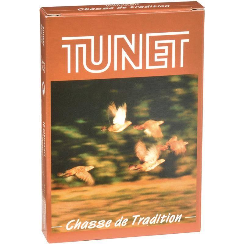 Cartouche De Chasse Tunet Tradition - 28G - Calibre 20