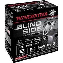 Cartouche de chasse winchester blind side - 35g - calibre 12/70