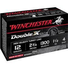 Cartouche de chasse winchester double x - 42g - calibre 12/70