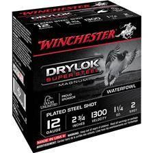 Cartouche de chasse winchester drylok - 44g - calibre 12/89
