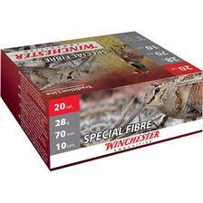 Cartouche de chasse winchester special fibre - 28g - calibre 20/70