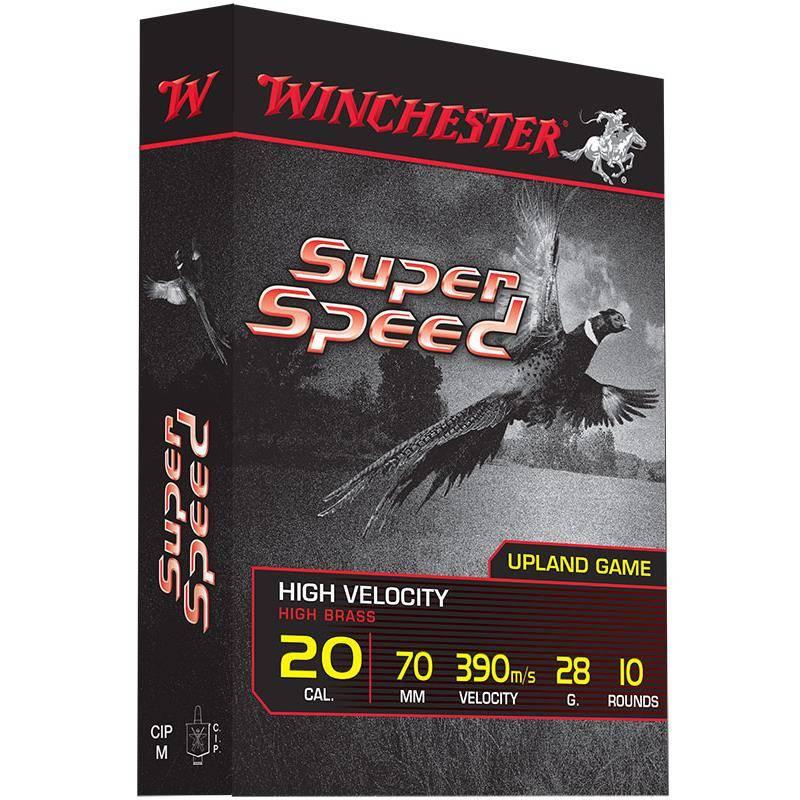 Cartouche De Chasse Winchester Super Speed Generation 2 - 28G - Calibre 20/70