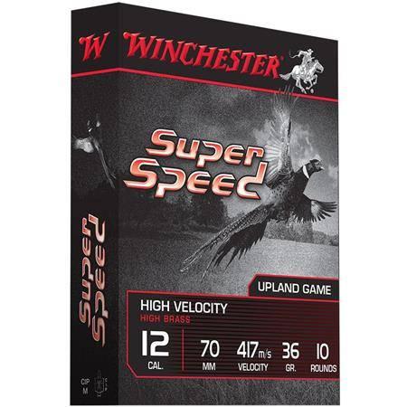 Cartouche De Chasse Winchester Super Speed Generation 2 - 36G - Calibre 12/70