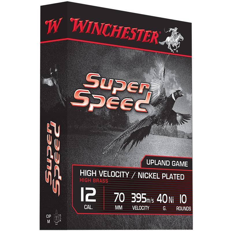 Cartouche De Chasse Winchester Super Speed Generation 2 - 40G - Calibre 12/70