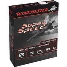 Cartouche de chasse winchester super speed generation 2 - 50g - calibre 12/76