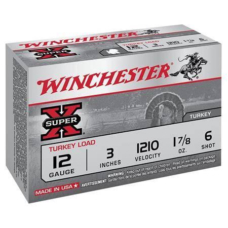 Cartouche De Chasse Winchester Super-X - 53G - Calibre 12/76