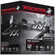 Cartouche de chasse winchester super xx - 35g - calibre 12/70