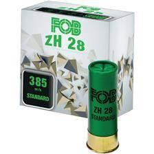 Cartouche de fusil fob acier zh 28 standard - 28g - calibre 12