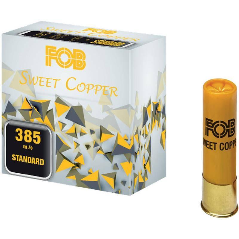 Cartouche De Fusil Fob Sweet Cooper - 29G - Calibre 20